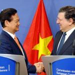 Việt Nam ký hiệp định thương mại với EU, mở ra cơ hội kinh doanh xuyên biên giới
