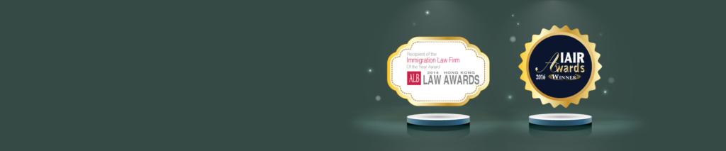 Công ty Luật Di trú tốt nhất của năm