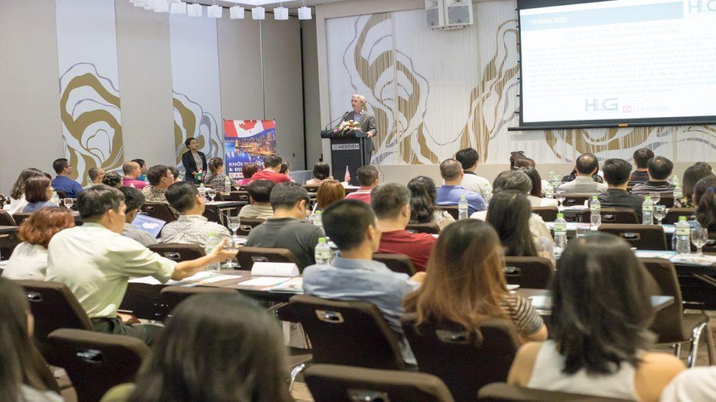 hội thảo về đầu tư và định cư 1