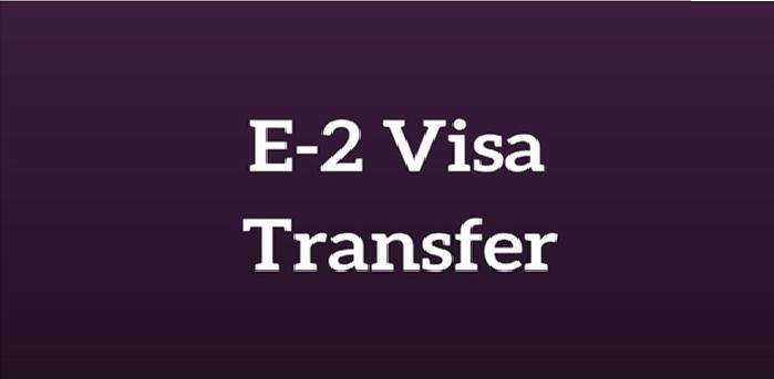 Làm thế nào để được cấp thị thực E-2?