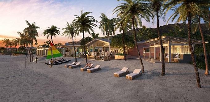 Nhà bãi biển website