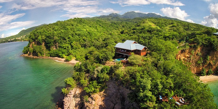 HLG GIỚI THIỆU KHU NGHỈ DƯỠNG THE RESIDENCES AT SECRET BAY Ở DOMINICA
