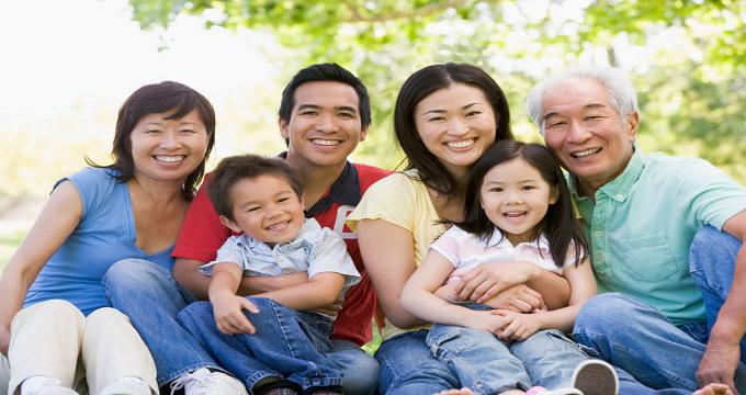 Vợ chồng và con cái có thể được gồm trong hồ sơ xin PR Canada