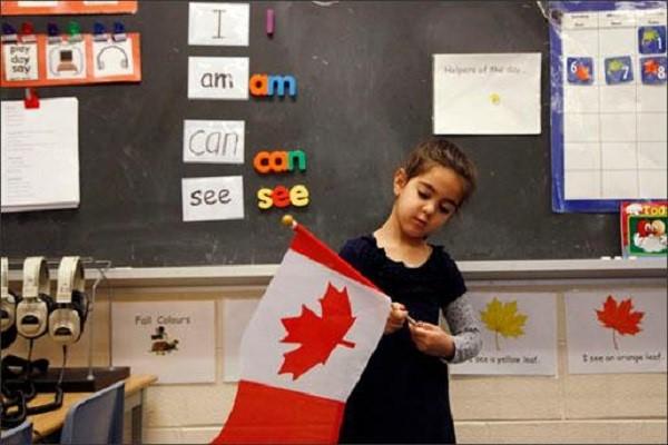 Các trường học ở Canada sẽ thường cá nhân hóa chương trình học để phù hợp với mỗi người