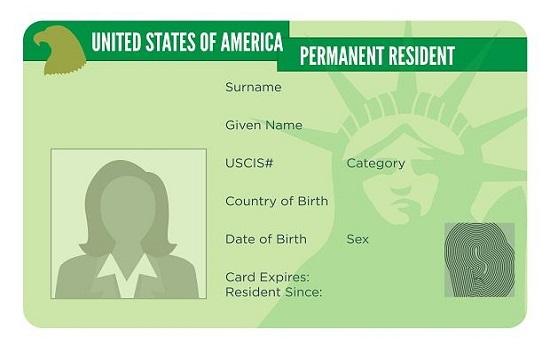 Sở hữu tâm thẻ xanh Mỹ sẽ được hưởng những quyền lợi đặc biệt