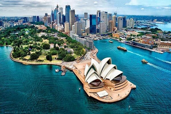 Úc lọt TOP những quốc gia đáng sống nhất thế giới