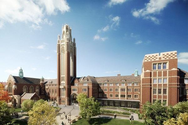 Đại học Chicago có rất nhiều điểm nổi bật thu hút học sinh quốc tế