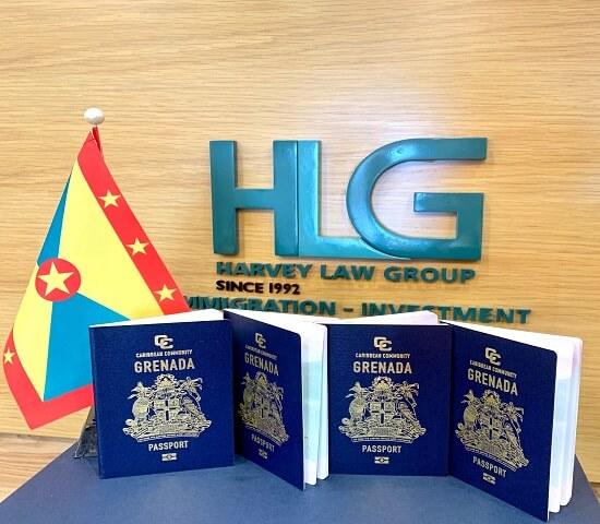 Tấm hộ chiếu thứ hai quyền lực của khách hàng thành công Harvey Law Group